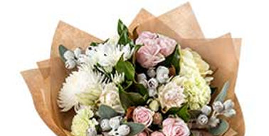 Florist choice bouquet- Soft and pretty