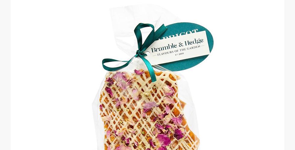 Bramble and hedge peanut brittle