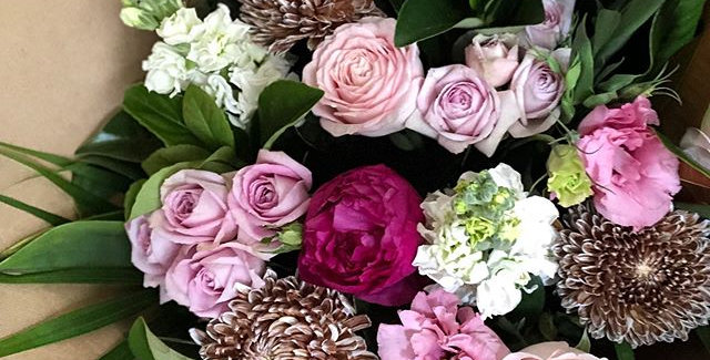 Florist Choice Deluxe Mothers Day Bouquet-Pastel and pretty