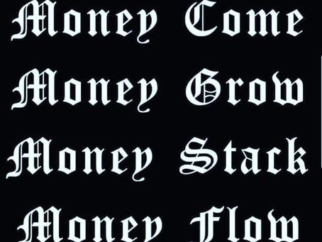Money affirmation!