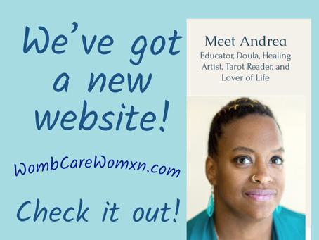 We've got a new website!