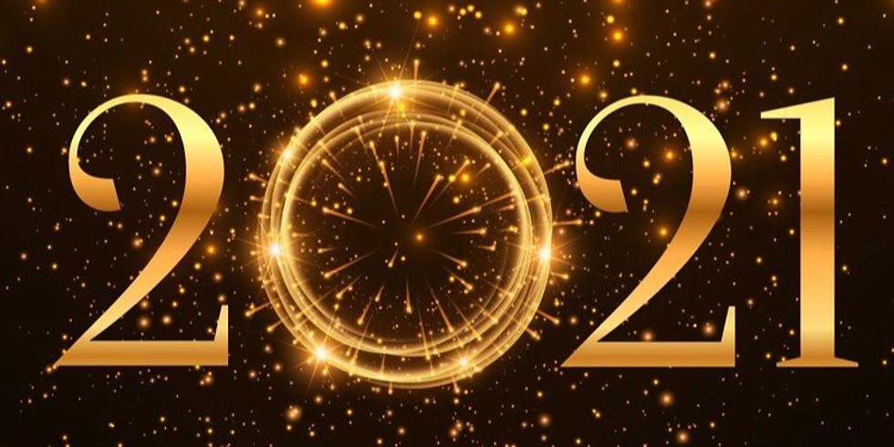 New Year Reiki!