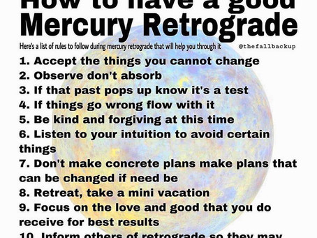 Mercury in Rx