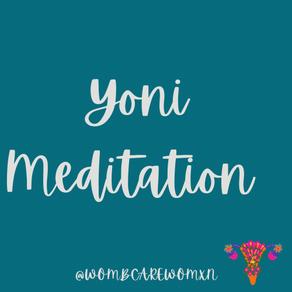 Yoni meditation 🧘🏾♂️