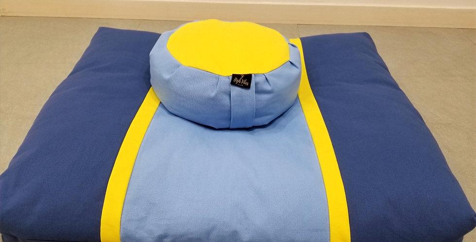 High Vibes Meditation Cushion Set