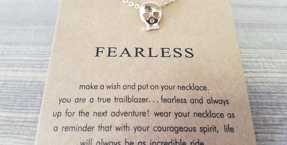 High Vibes Necklace - Fearless