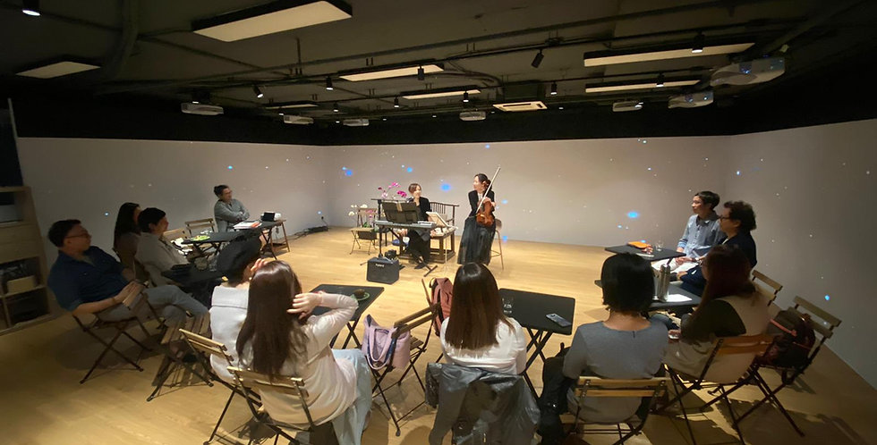 Music Spiritual Workshop