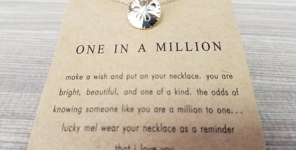 High Vibes Necklace - One in a Million