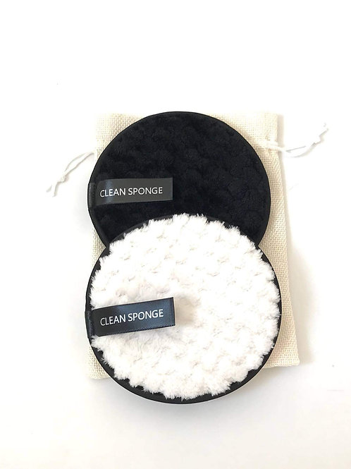 Luxury Reusable Cleansing Pads (x2)