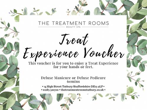 Treat Experience Voucher