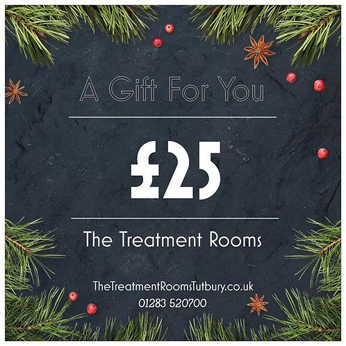 £25 Christmas Voucher