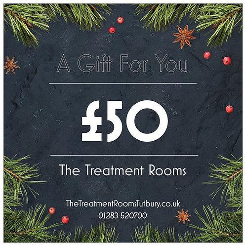 £50 Christmas Voucher