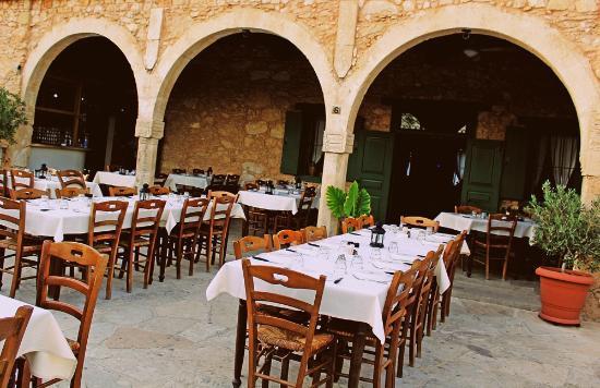 RESTAURANT TIPP: Mousikos Taverna