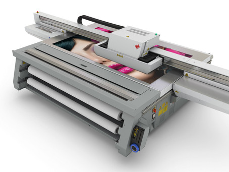 Investing in the latest printing technology
