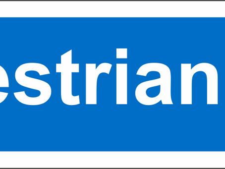 Pedestrian Walkways & Site maps