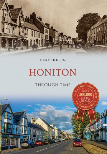 Honiton Through Time, signed copy