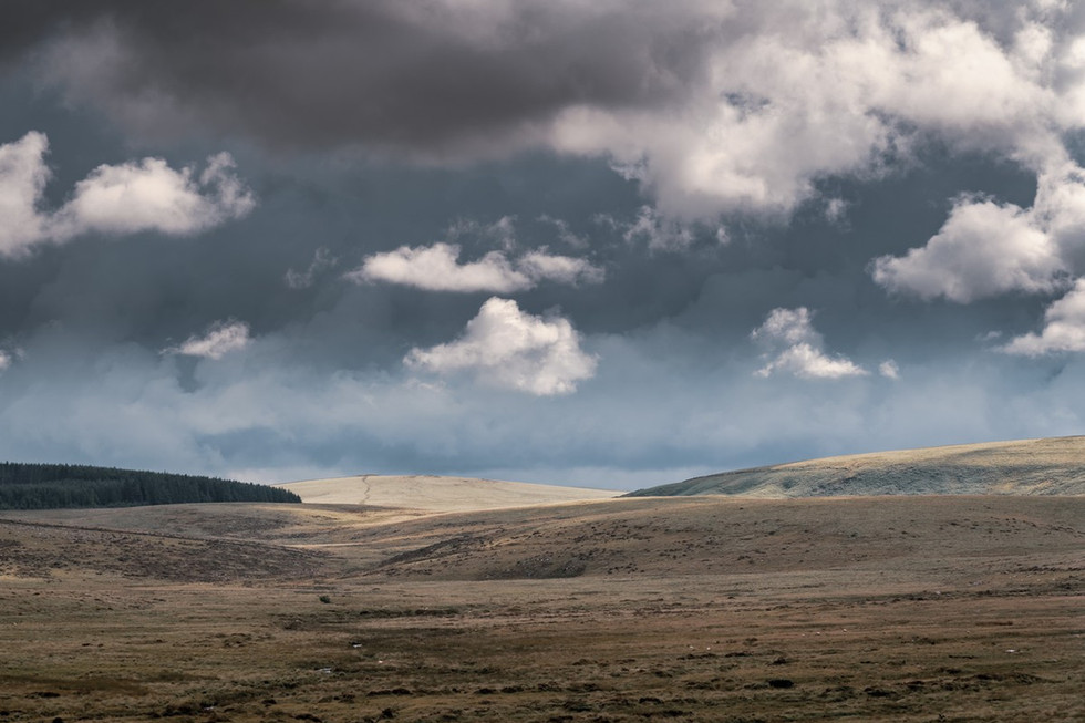_AR35818 Stormy Dartmoor skies