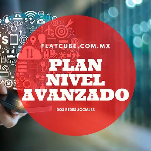 Plan Nivel Avanzado I Un Mes I 2 Redes Sociales