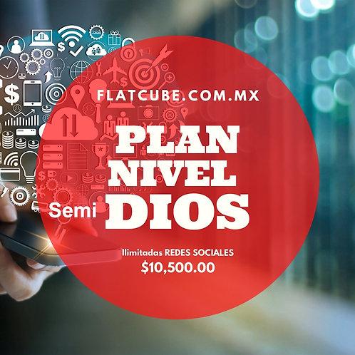 Plan Semi - Dios I Redes Ilimitadas I Un mes