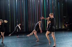 Tristan Koepke in Stripe Tease