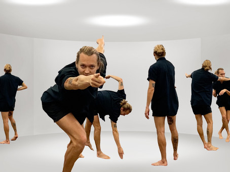 Simulated Dances For Virtual Spaces