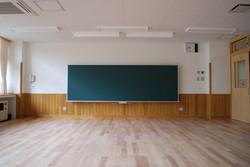 福島県田村市立大越小学校 教室