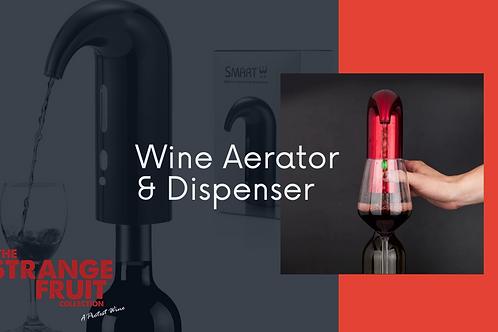 The Strange Fruit Collection Smart Aerator & Dispenser