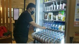 Kenapa memilih bisnis vending machine?