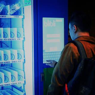 Blibli Vending Machine