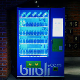 Merchandise Vending Machine by Blibli.com
