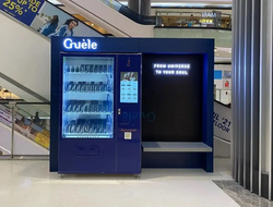 Vending Machine Kosmetik Guele Indonesia