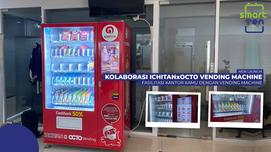 Vending Machine CIMB & Ichitan untuk kantor dan pabrik Anda. Minat? Daftar disini!