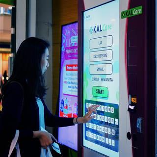 Kalcare Vending Machine