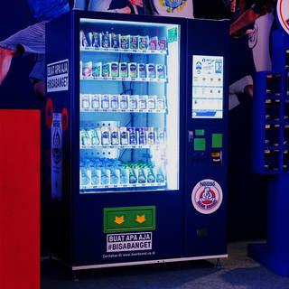 Bear Brand Vending Machine