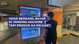 Solusi mengatasi produk yang ga keluar setelah berhasil bayar di vending machine Smartven Indonesia