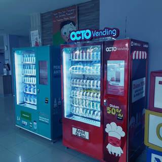 Octo Vending CIMB Niaga