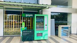 New Launch! Gojek Vending Machine