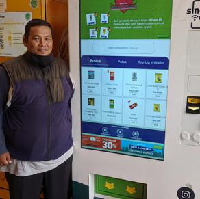 Langkah Memulai Bisnis Vending Machine