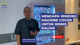 Mengapa Vending Machine Cocok untuk Bisnis Kalian?