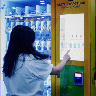 United Tractors Vending Machine