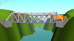 Ben Scalaro bridge