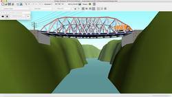 Dean Smith bridge