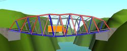 Leo Cooley bridge 2