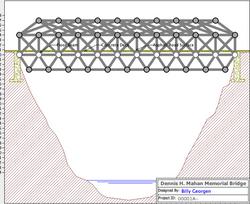 Billy Georgen bridge