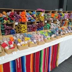 Dye Happy Yarn