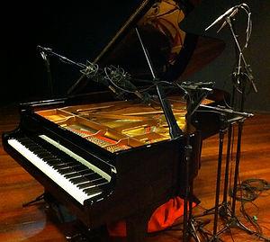 Gravação de Piano Porto Alegre por Leo Bracht