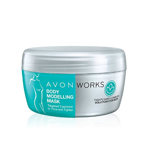 Avon Works Sıkı Görünüm Veren Vücut Maskesi - 200ml