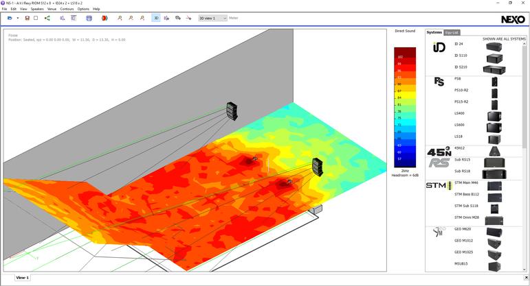 Simulation acoustique (1)