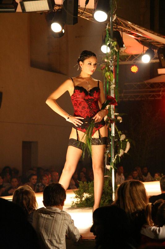 Défilé de mode - Conseil général du Puy