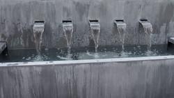 Fontaine zinc